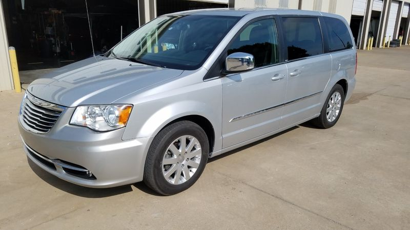Used 2011 Chrysler Town and Country.  ConversionATS ATS Rear Entry