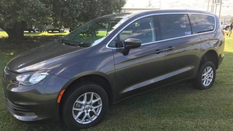 2018 Chrysler Pacifica | Conversion: Please See Description