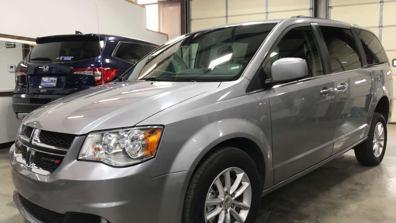 2018 Dodge Grand Caravan | Conversion: VMI VMI Dodge Verge II E