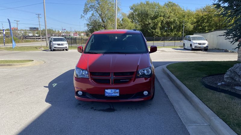 Used 2014 Dodge Grand Caravan.  ConversionATS ATS Rear Entry
