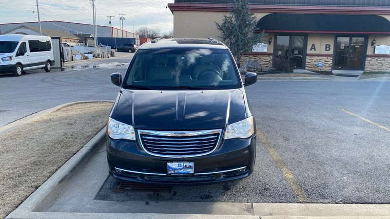 Used 2014 Chrysler Town and Country.  Conversion